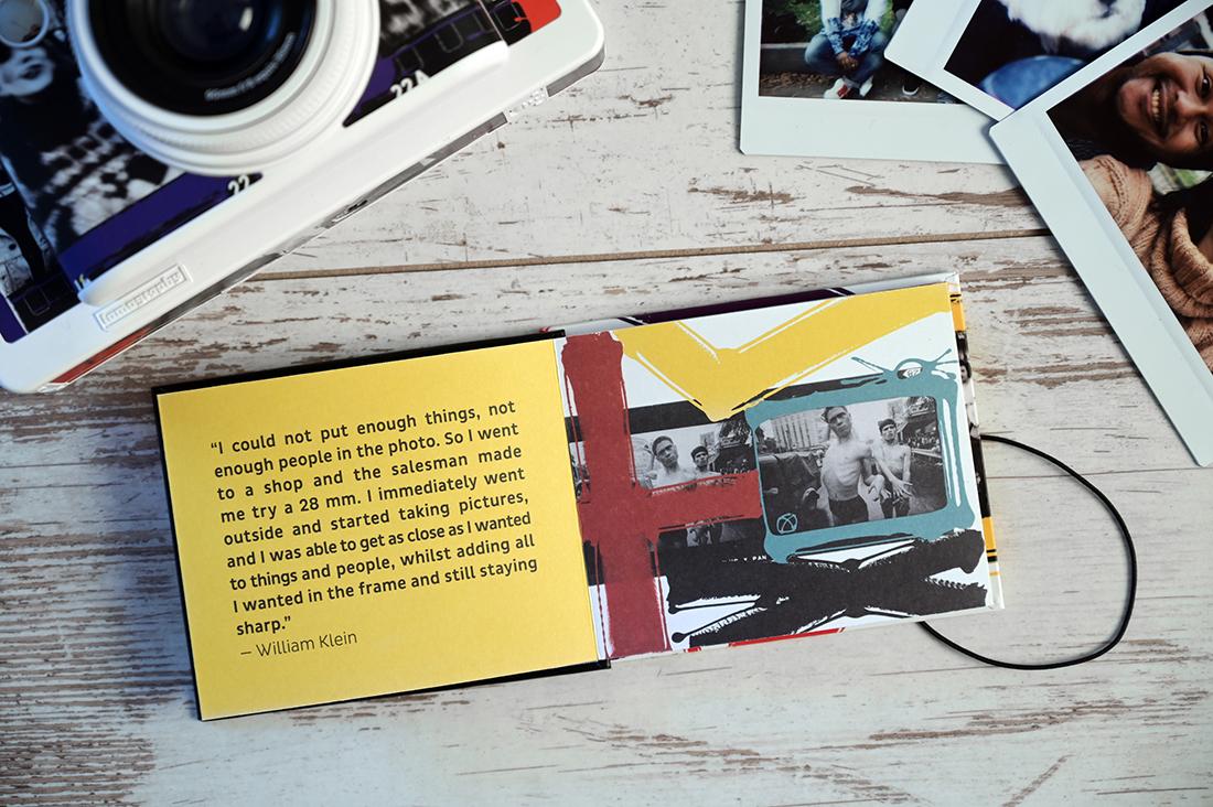 Lomography x Polka Factory - Lomo'Instant Wide William Klein