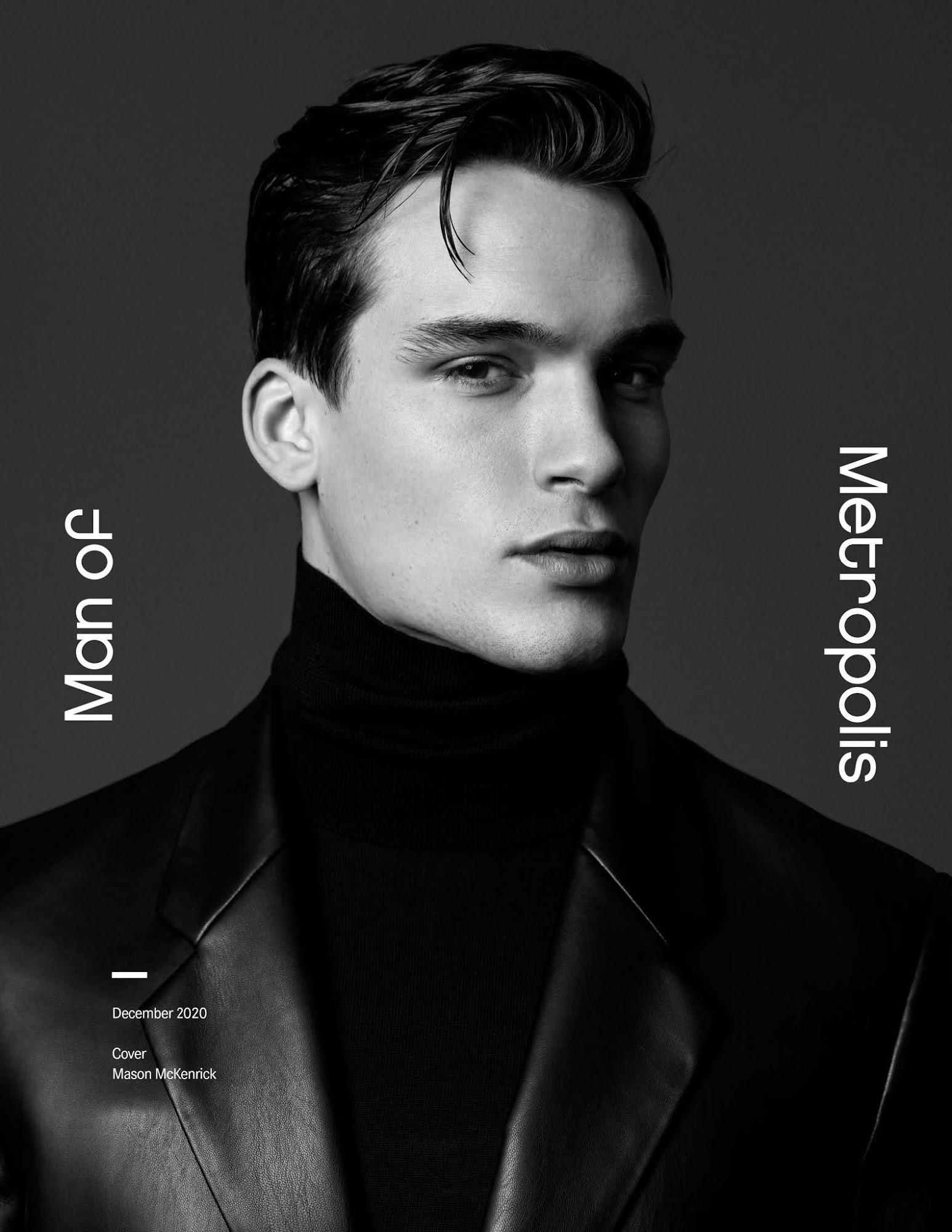 Mason McKenrick - Man of Metropolis par Andrew Parsons