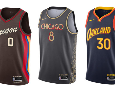 NBA x Nike City Edition 2020-21