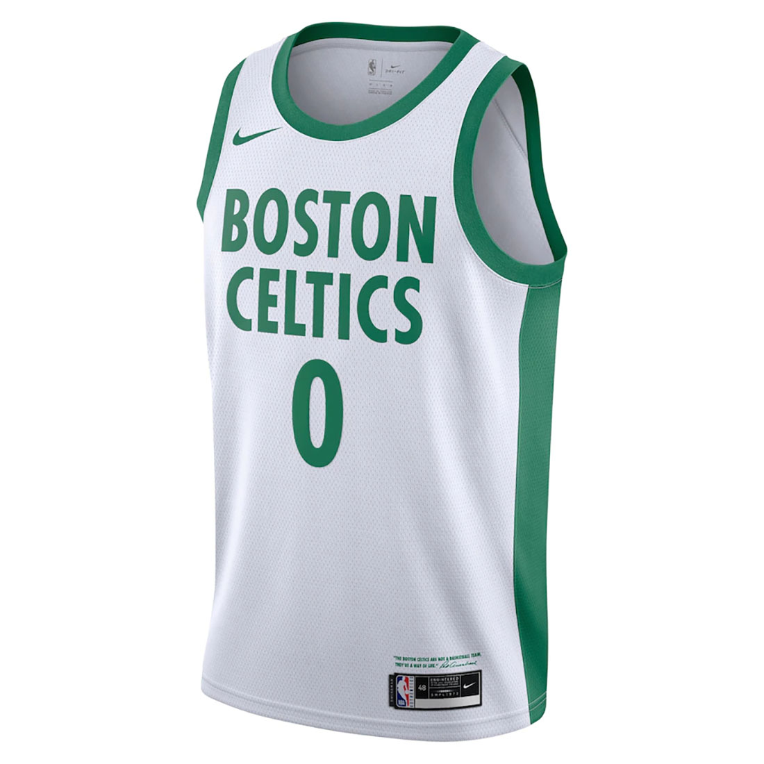 NBA x Nike City Edition 2020-21 - Boston Celtics