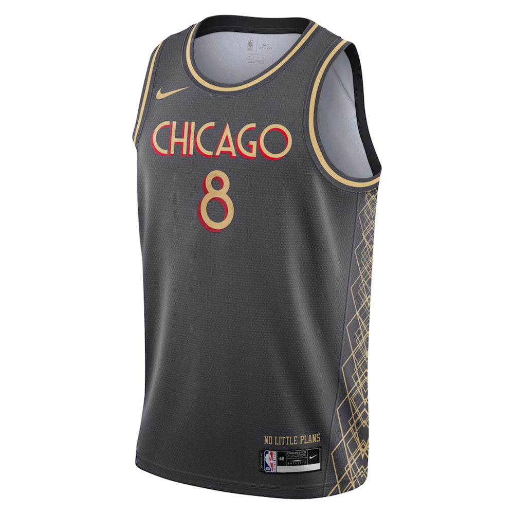 NBA x Nike City Edition 2020-21 - Chicago Bulls