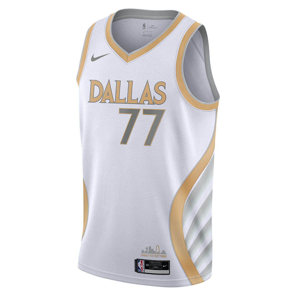 NBA x Nike City Edition 2020-21 - Dallas Mavericks