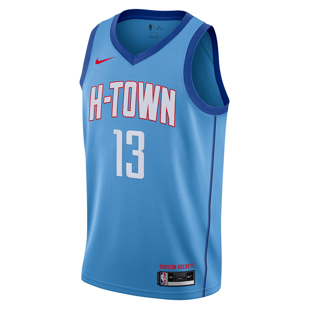 NBA x Nike City Edition 2020-21 - Houston Rockets