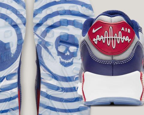 Nike Air Max 90 Pirate Radio