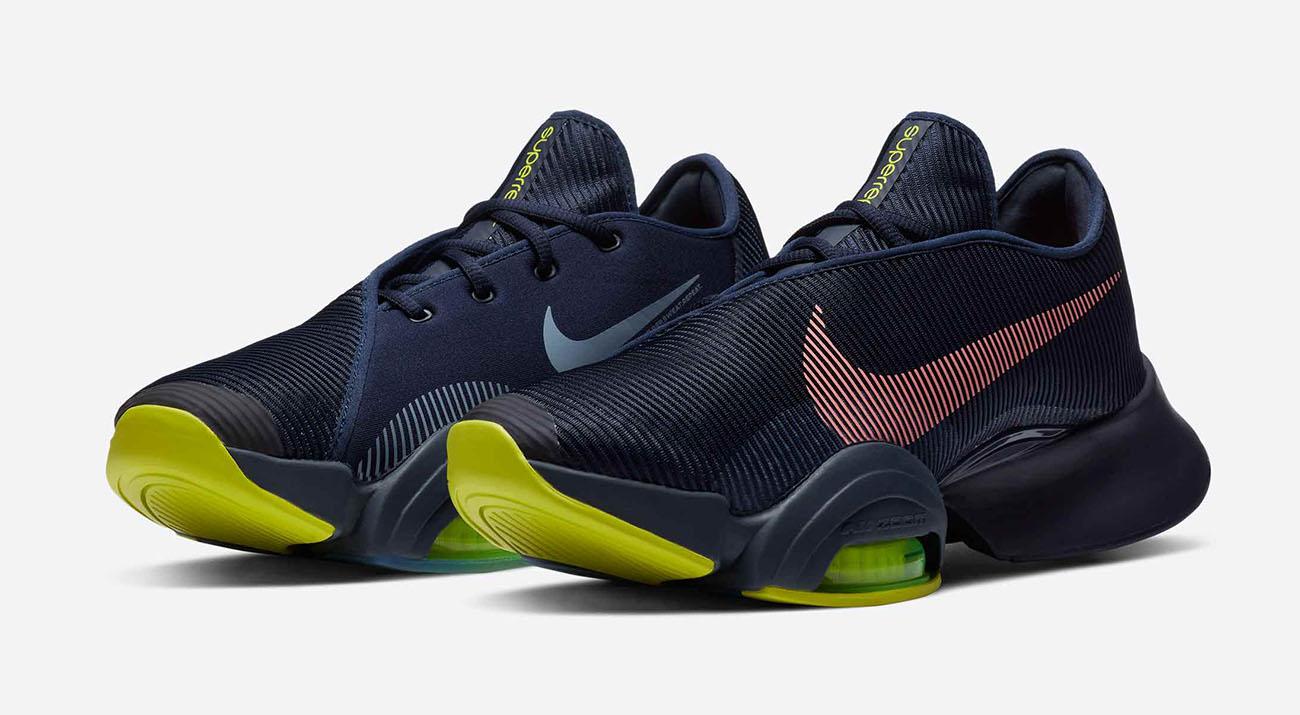 Une Version 2 De La Chaussure De Fitness Nike Air Zoom SuperRep ...