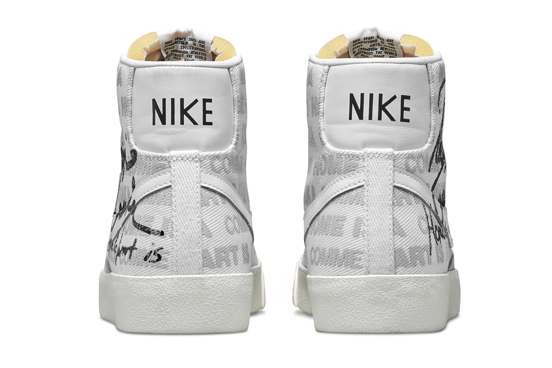 Nike Blazer x Naomi Osaka x COMME des GARÇONS