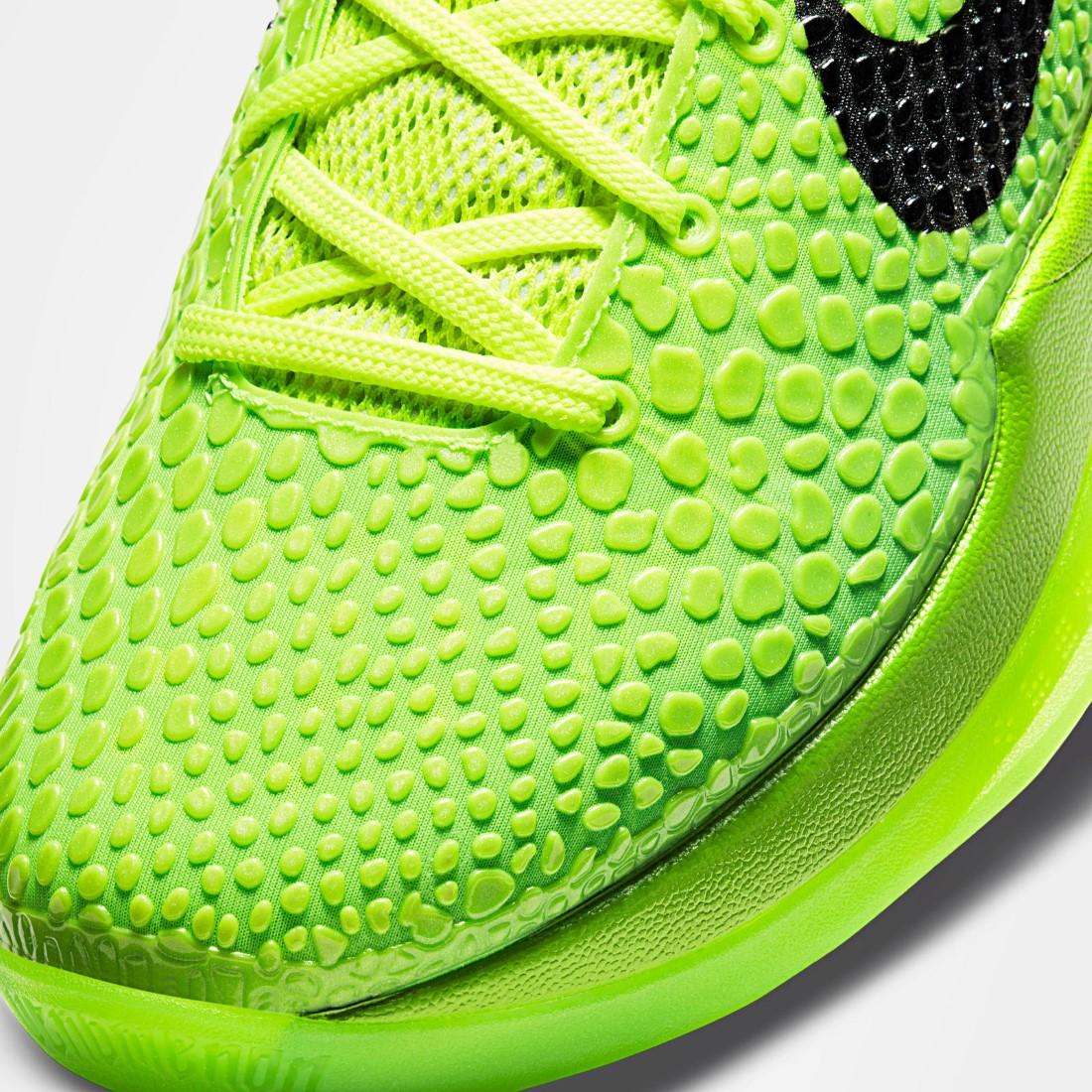 Nike Kobe 6 Protro Grinch
