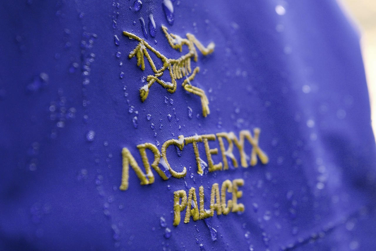 Palace Skateboards x Arc'teryx x Gore-Tex