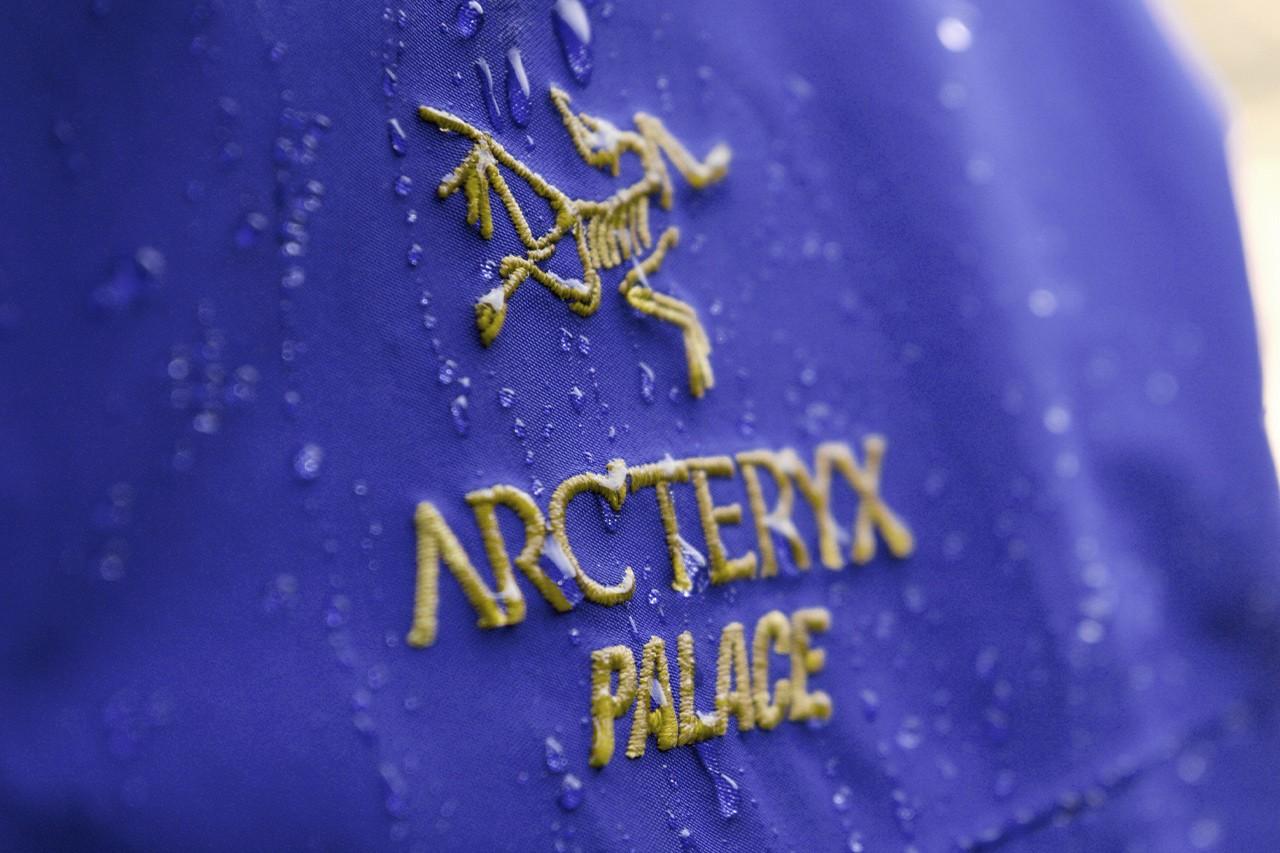 Palace Skateboards x Arc'teryx x Gore-Tex