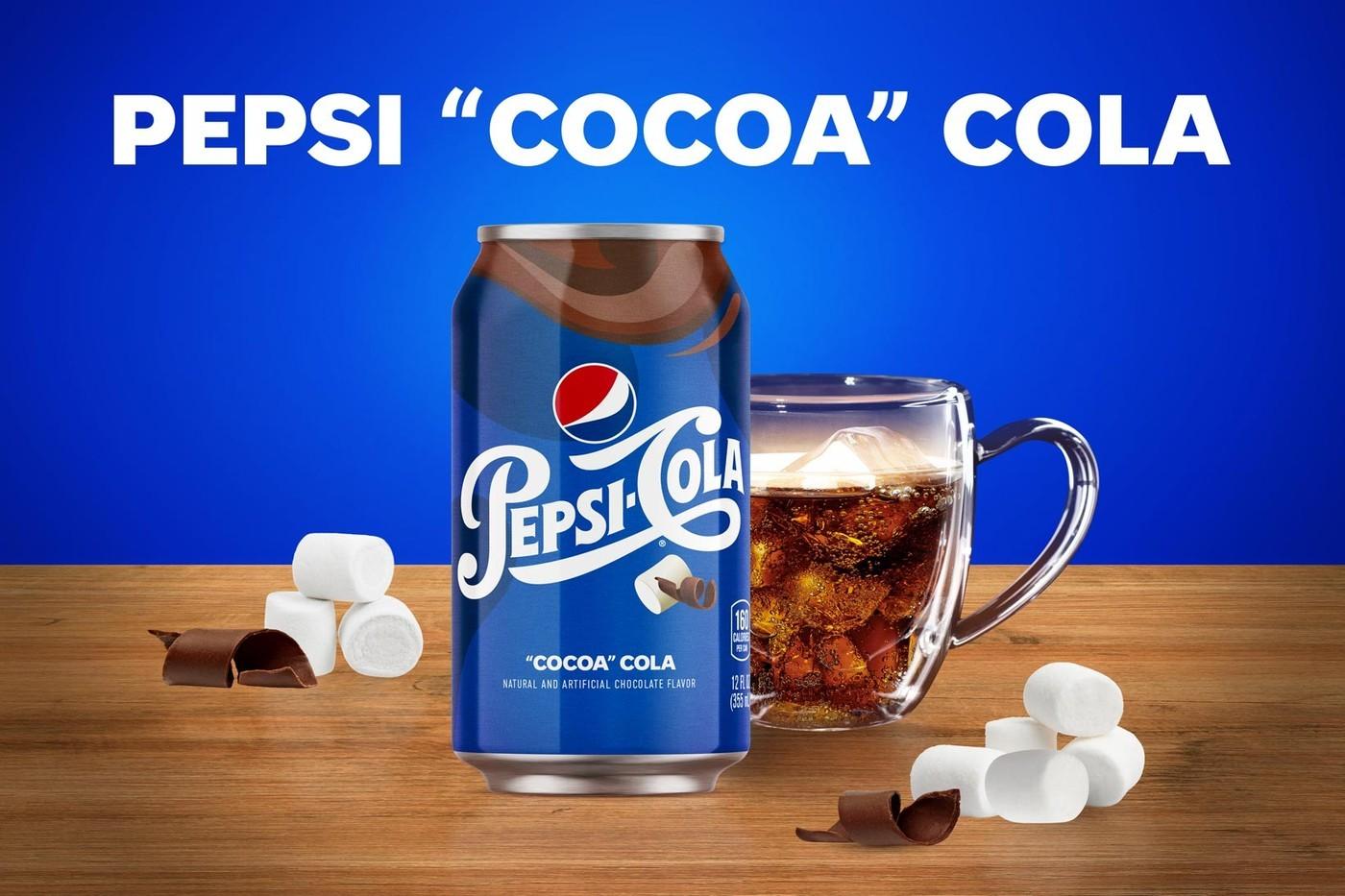 Pepsi Cocoa