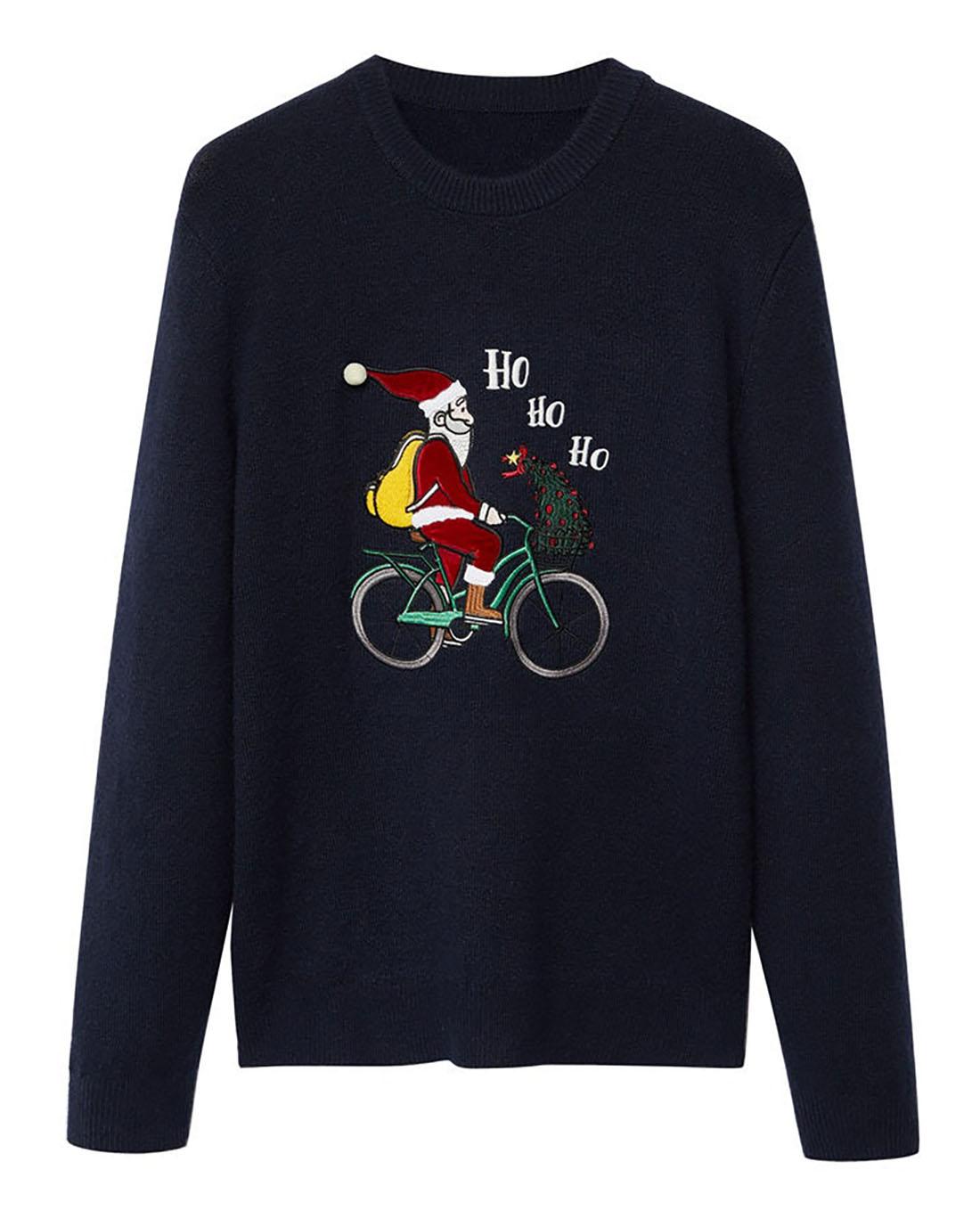 Pulls de Noël 2020 - Mango Man