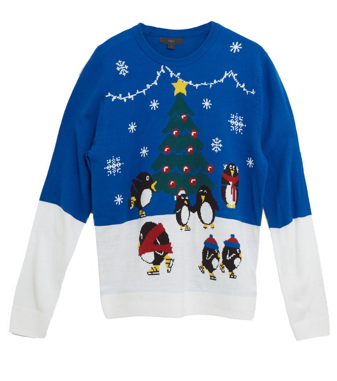 Pulls de Noël 2020 - Mark & Spencer