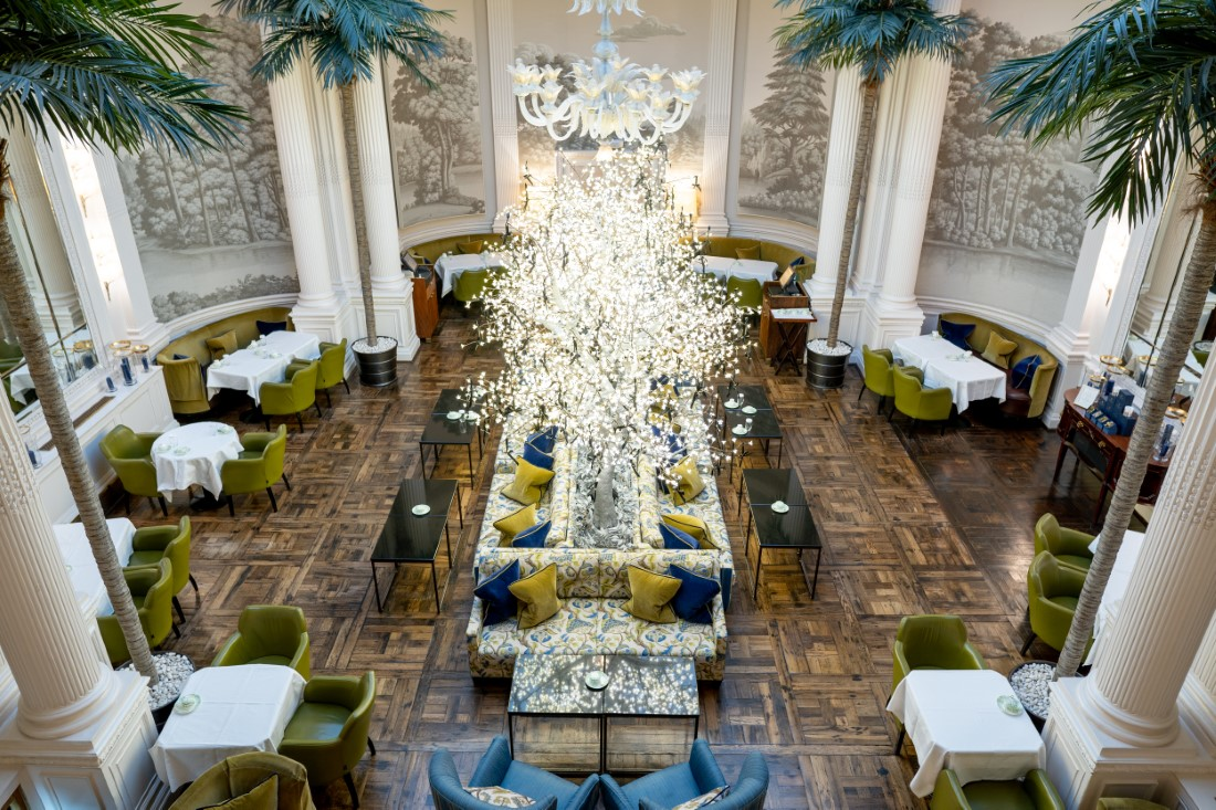 Rocco Forte Hotels - Sapin Balmoral Edimbourg