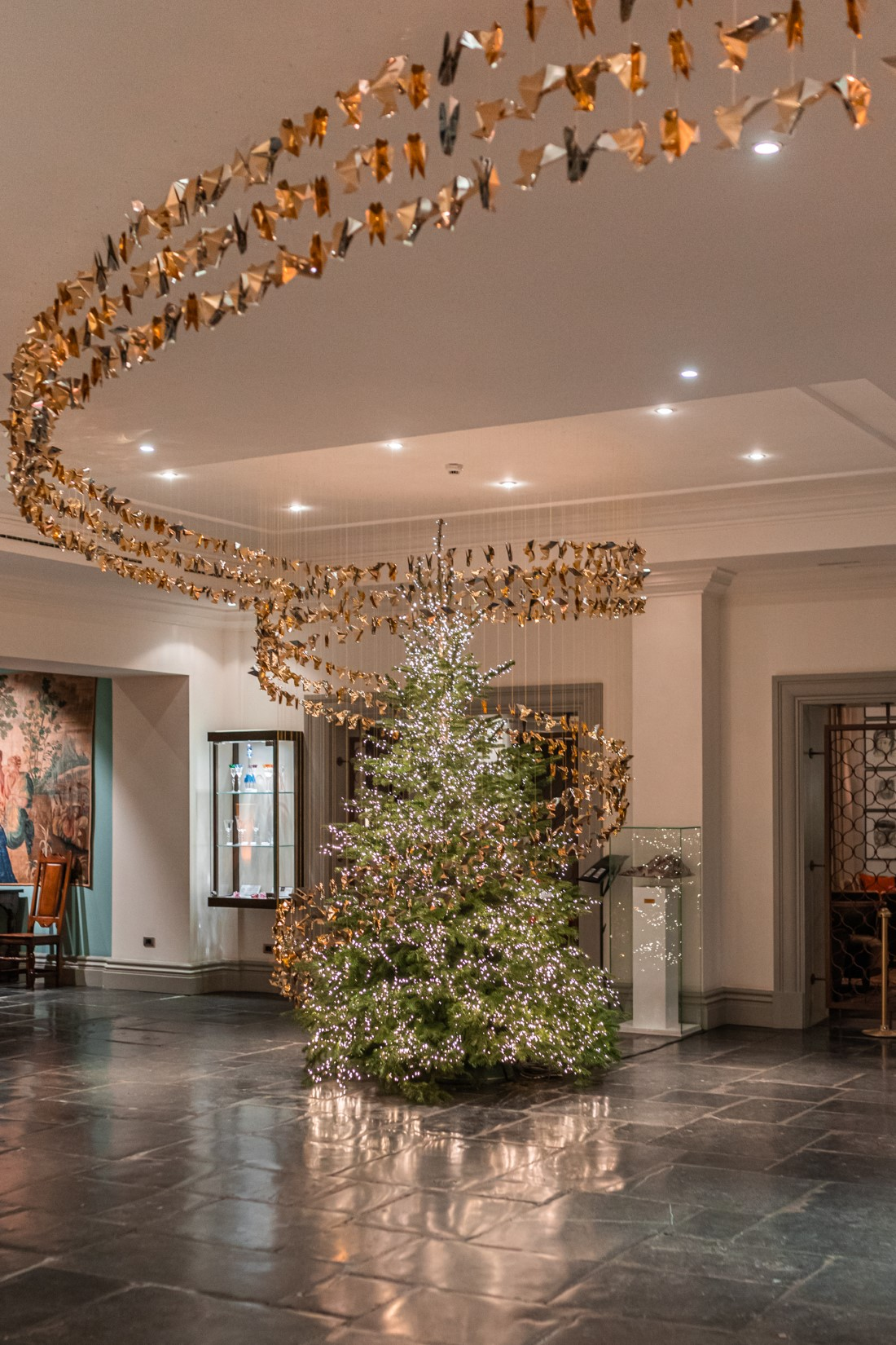 Rocco Forte Hotels - Sapin Hotel Amigo Bruxelles
