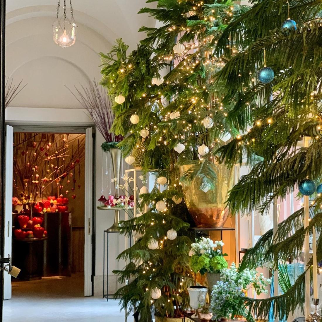 Rocco Forte Hotels - Sapin Hotel de Russie Rome