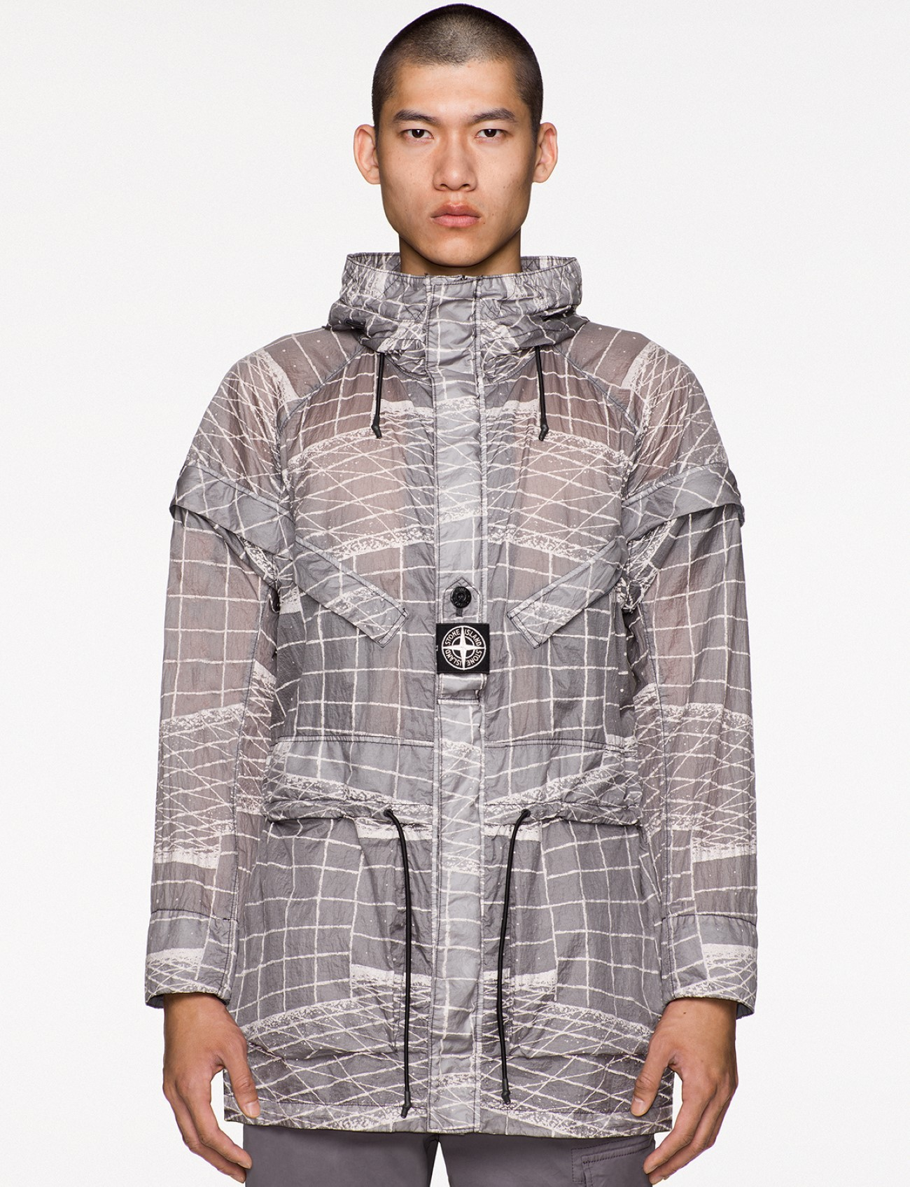 Stone Island - Collection At Ease Printemp-Été 2021