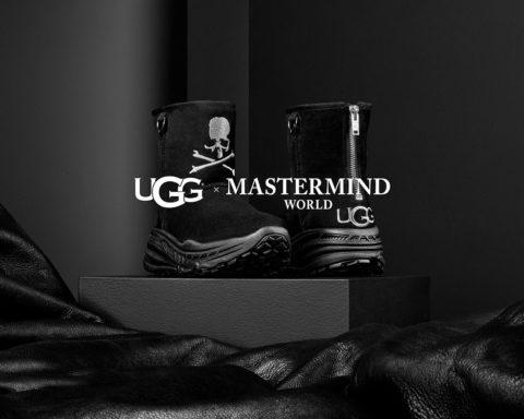 UGG x Mastermind 2nd Collaboration