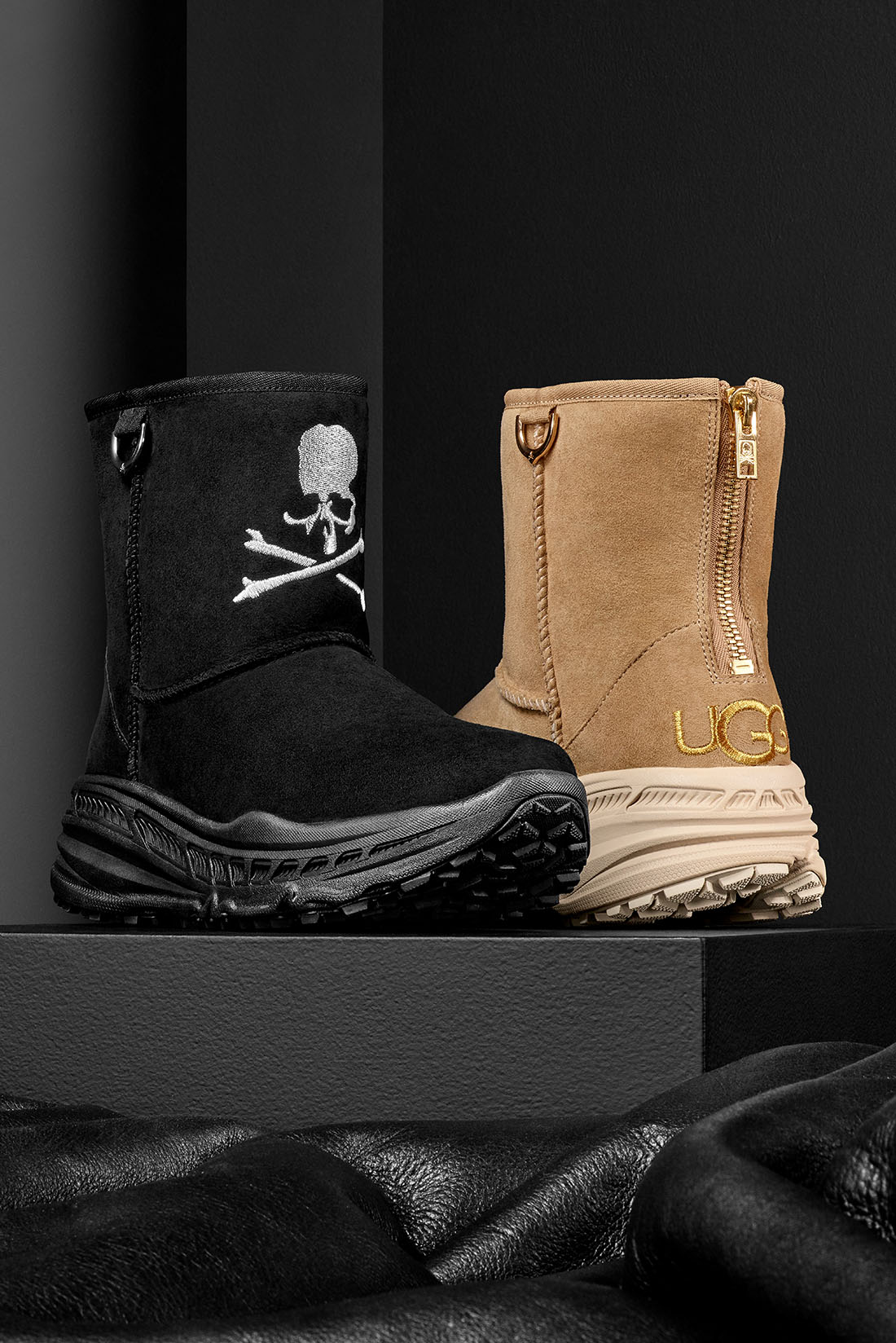UGG x Mastermind 2nd Collaboration