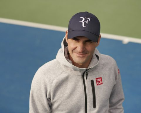 UNIQLO - Casquettes RF Roger Federer