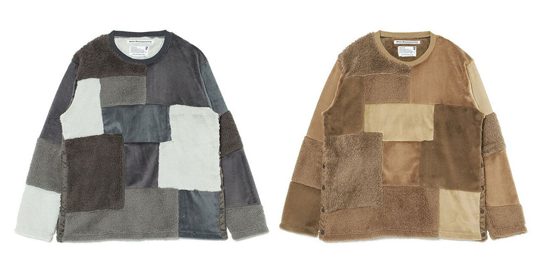 WHITE MOUNTAINEERING Patchwork & Pendleton