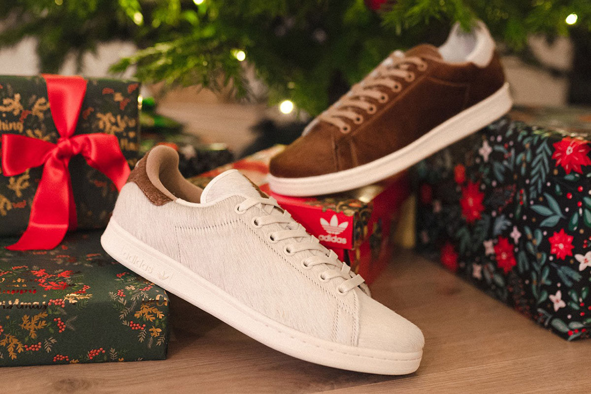 adidas Originals Stan Smith Christmas Monster