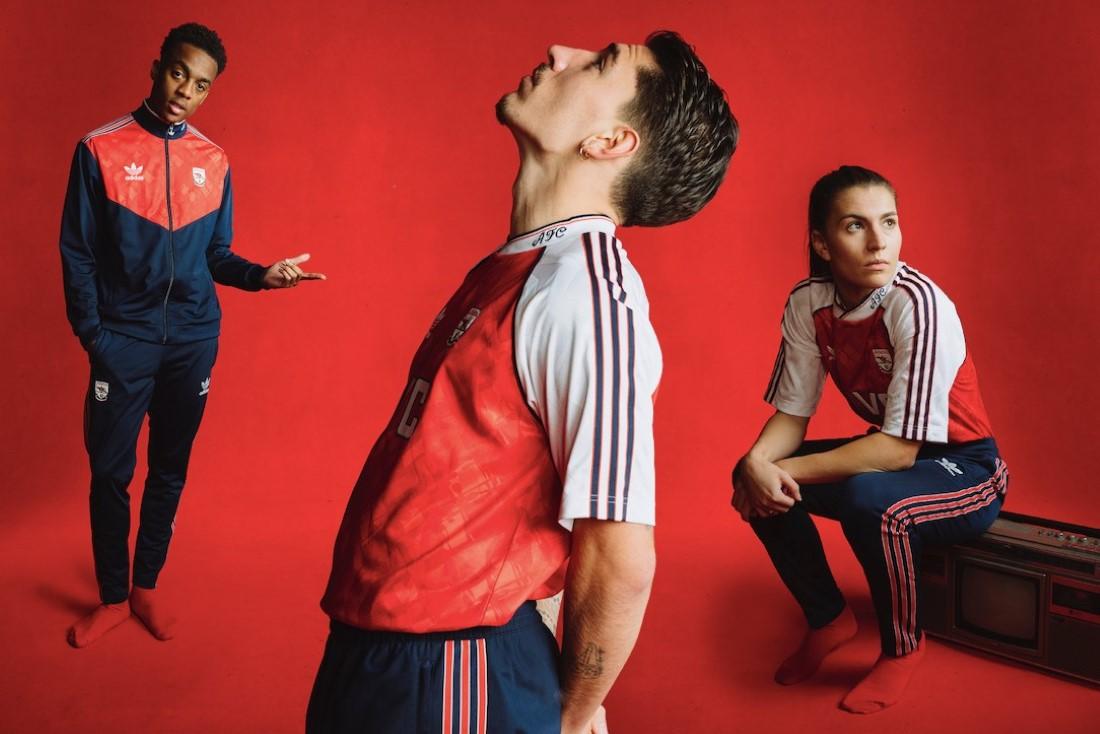 adidas Originals x Arsenal - Collection Rétro