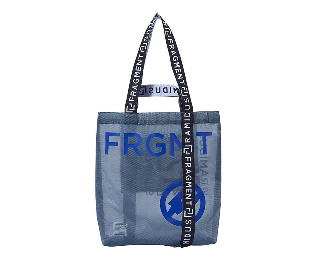 fragment design x RAMIDUS - Collection tote bags