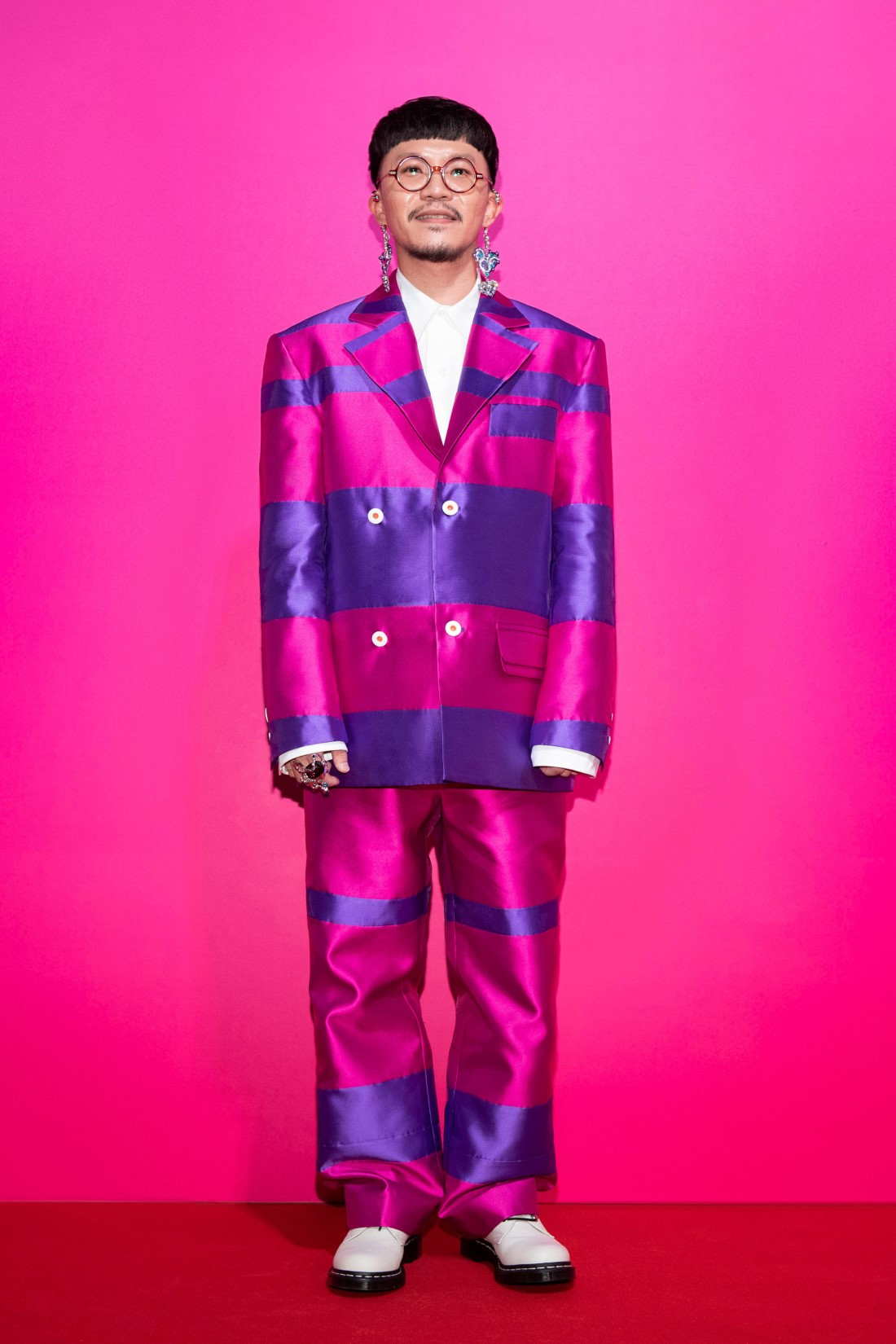 Angus Chiang - Automne-Hiver 2021 - Paris Fashion Week