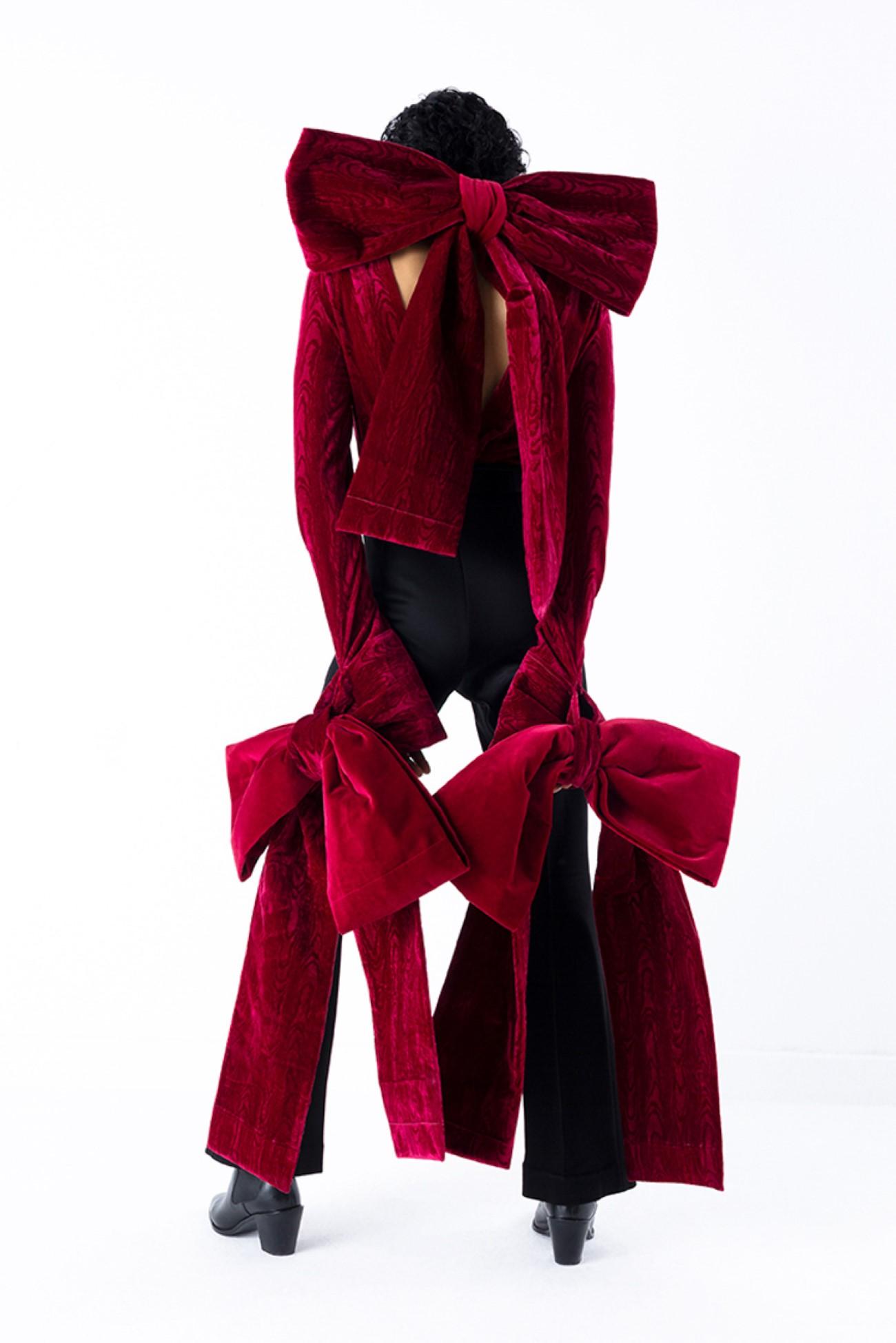 Arturo Obegero - Automne-Hiver 2021 - Paris Fashion Week