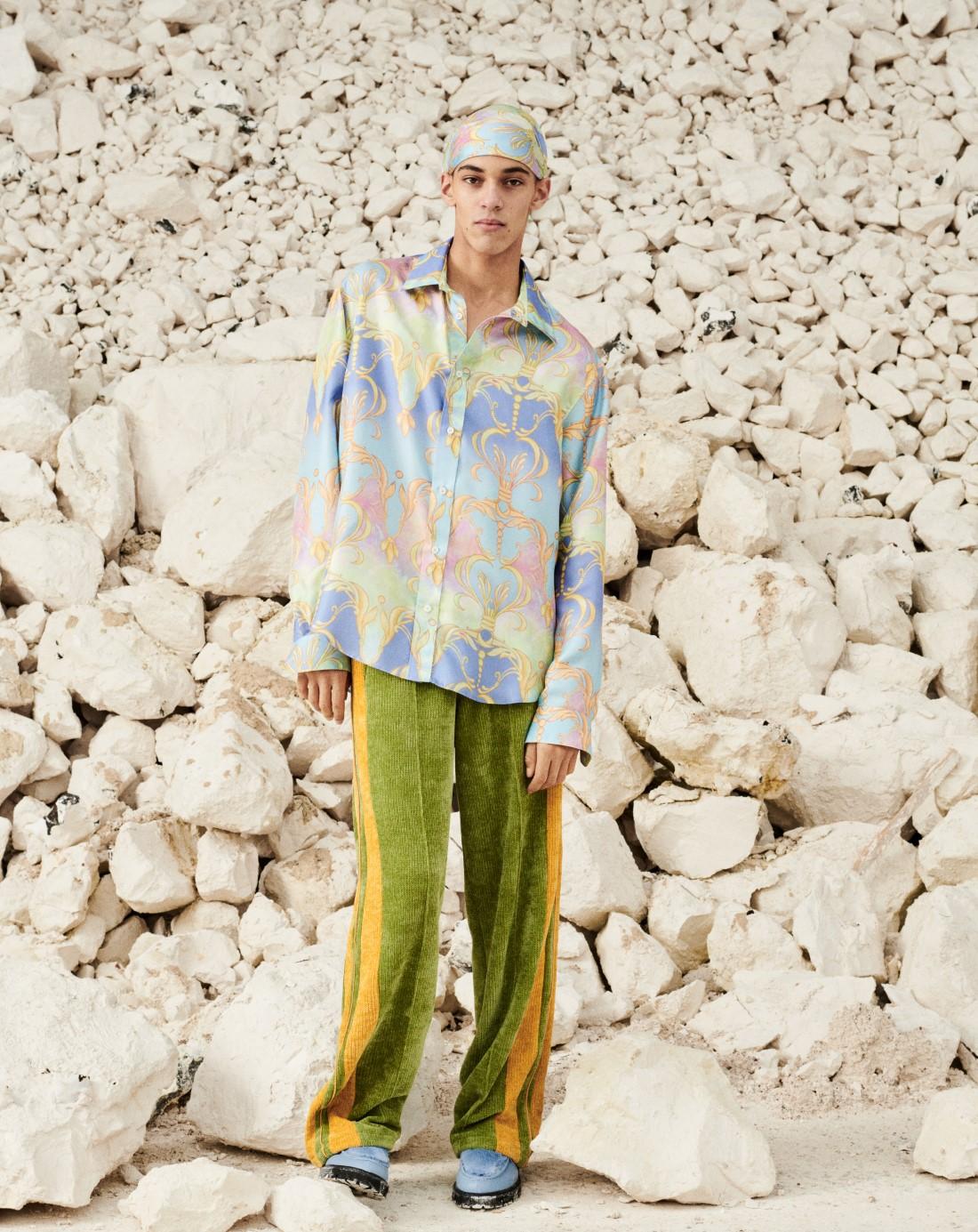 Bluemarble - Automne-Hiver 2021 - Paris Fashion Week