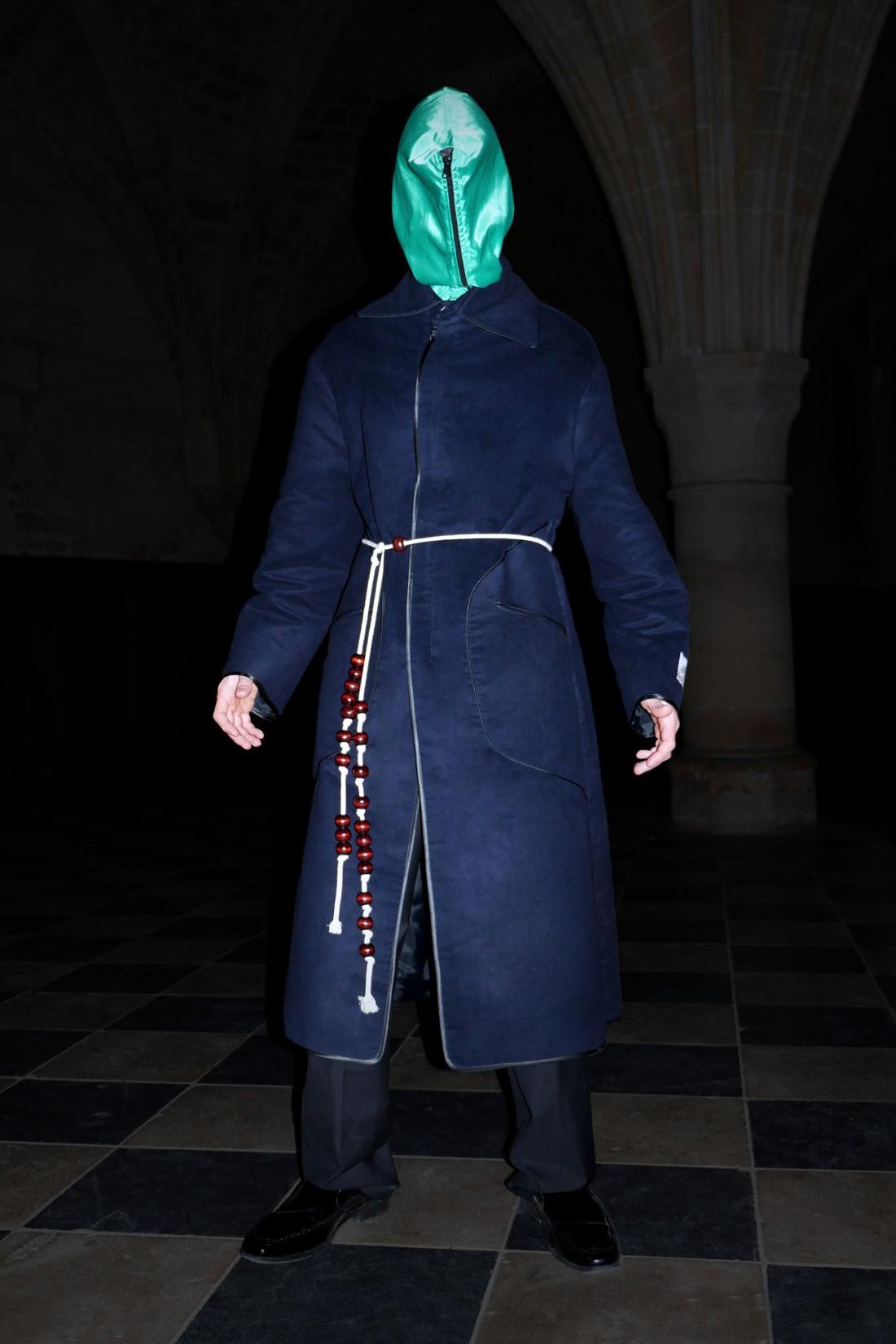 Boramy Viguier - Automne-Hiver 2021 - Paris Fashion Week