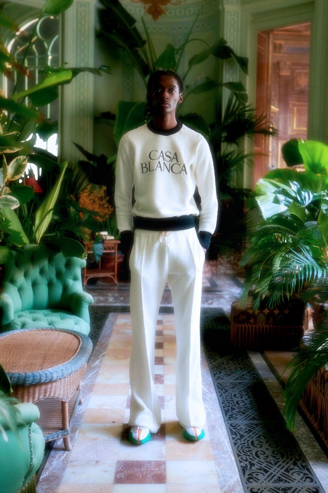 Casablanca - Automne-Hiver 2021 - Paris Fashion Week