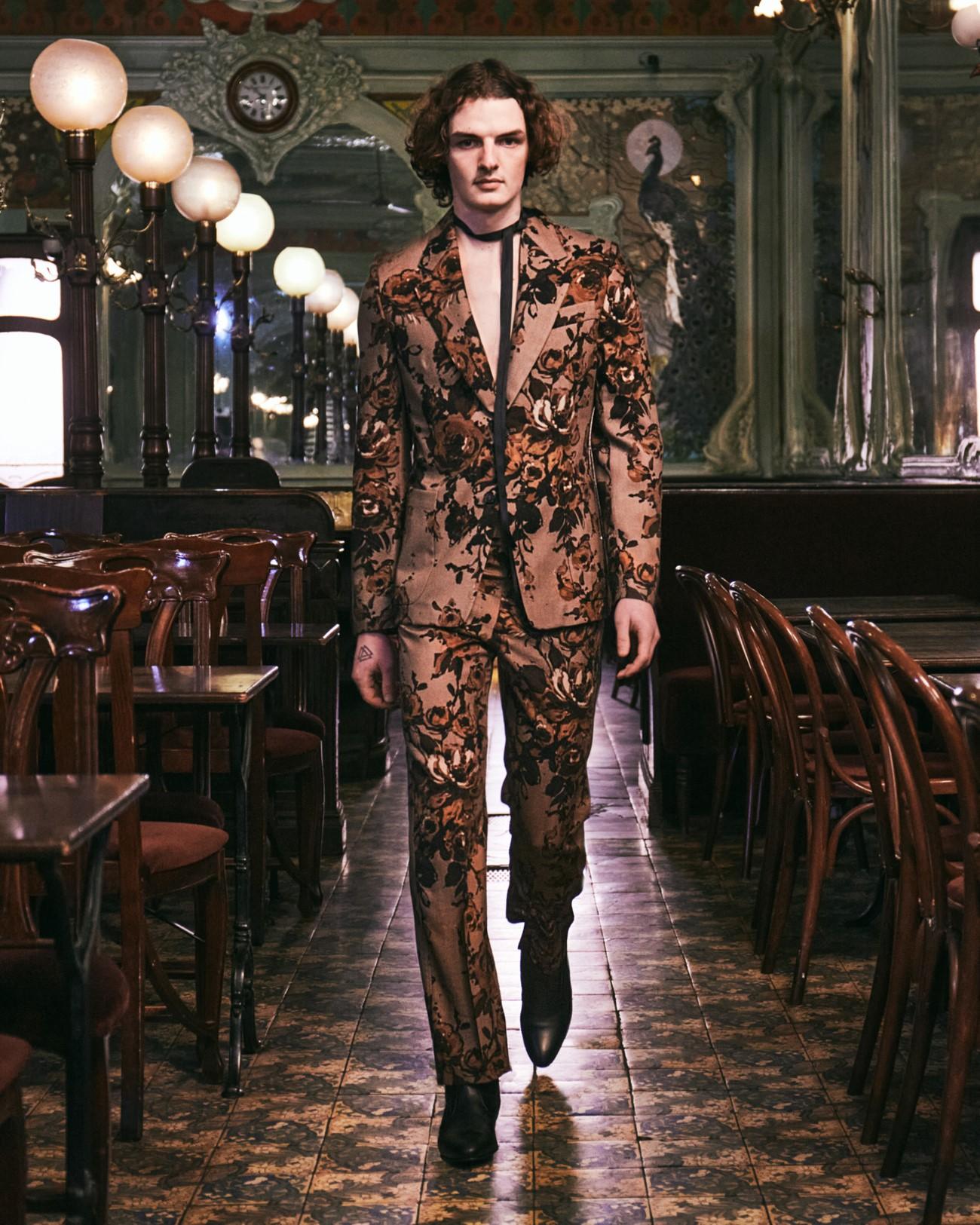 Davi Paris - Automne-Hiver 2021 - Paris Fashion Week