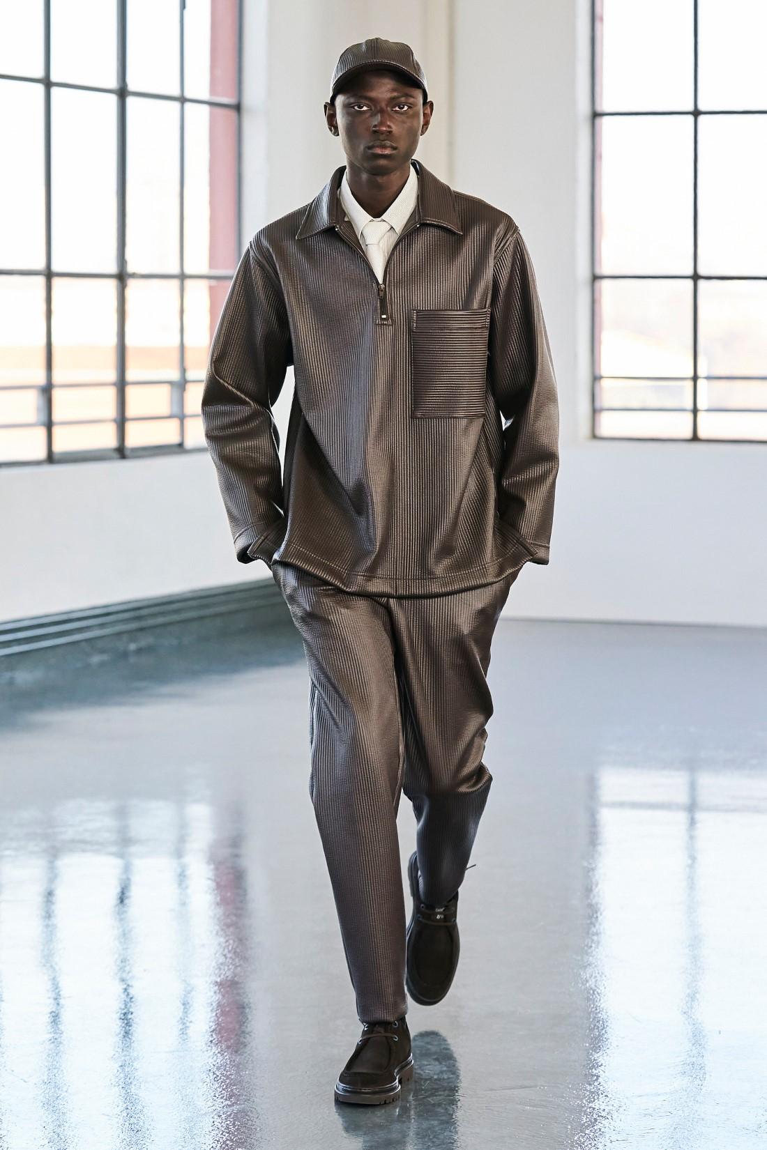 David Catalán - Hiver 2021-2022 - Milan Fashion Week