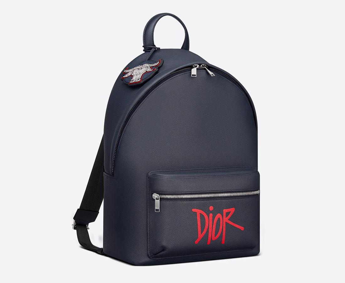 Dior Men x Shawn Stussy - Nouvel An Lunaire 2021