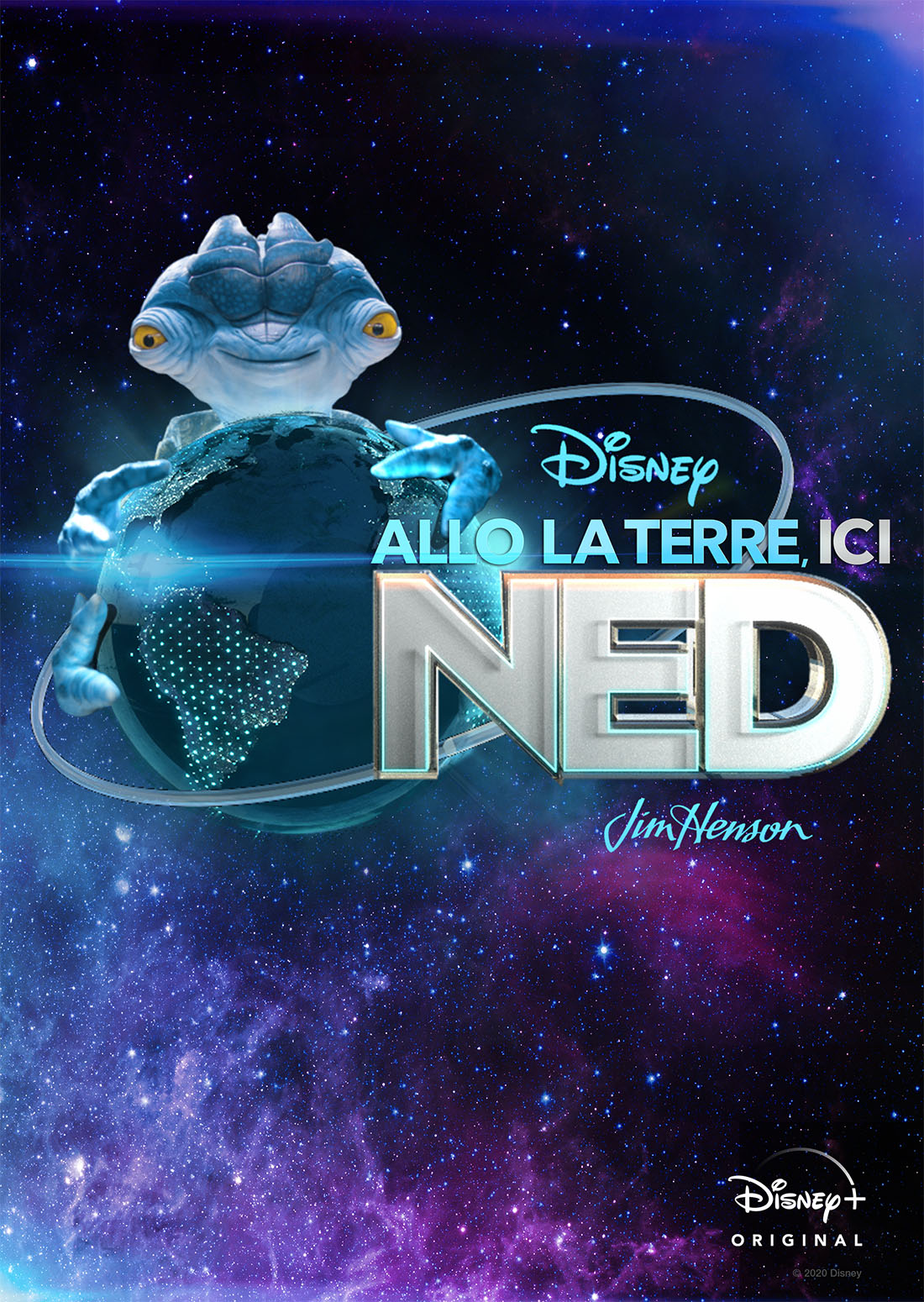 Disney+ - Sorties Janvier 2021 - Allô La Terre