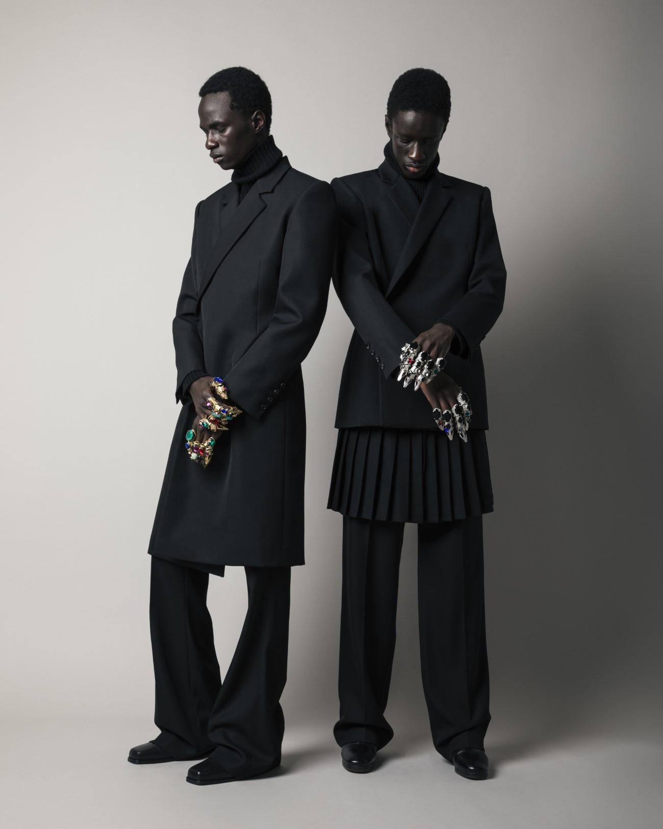 EGONlab - Automne-Hiver 2021 - Paris Fashion Week