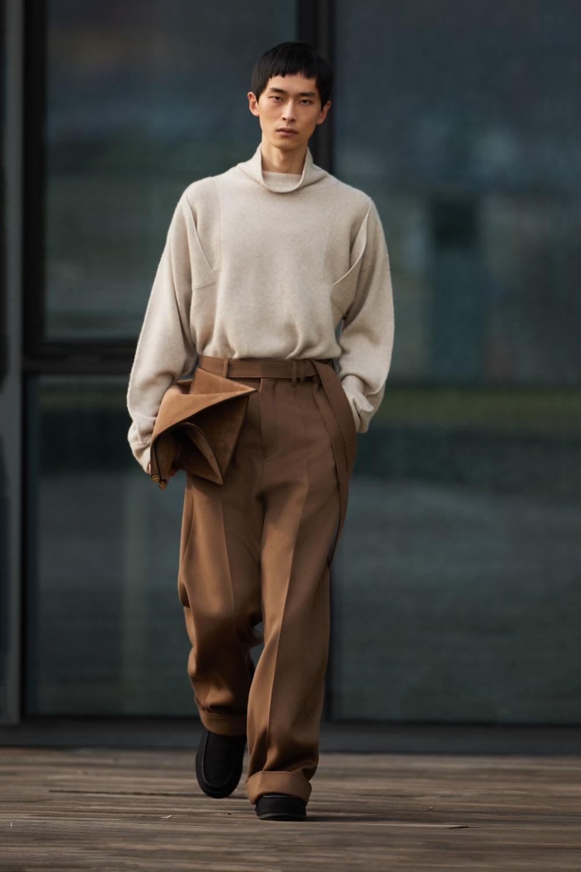 Ermenegildo Zegna - Automne-Hiver 2021 - Milan Fashion Week