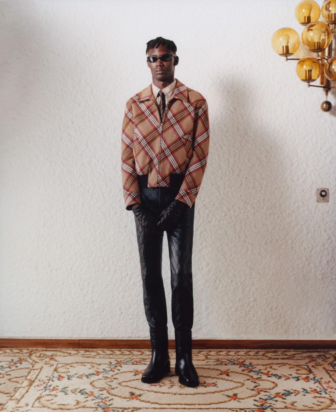 Ernest W. Baker - Automne-Hiver 2021 - Paris Fashion Week