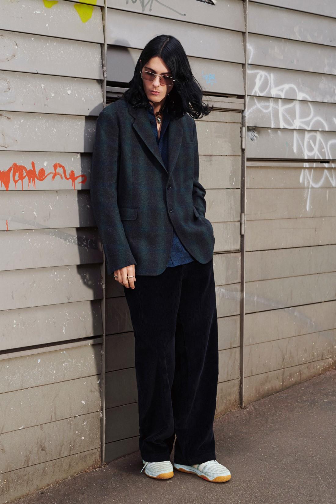 Études Automne-Hiver 2021 - Paris Fashion Week