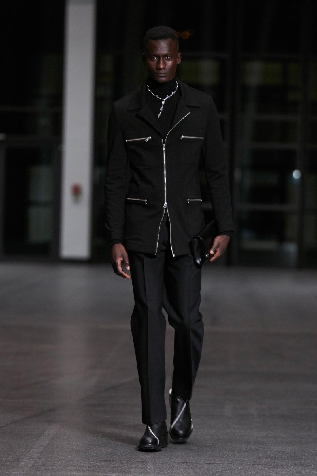 GmbH - Automne-Hiver 2021 - Paris Fashion Week