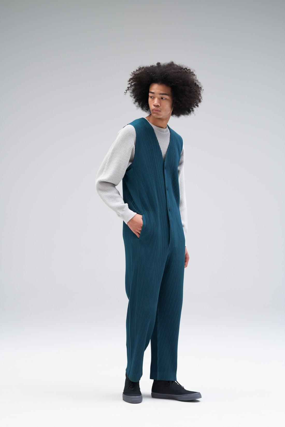 HOMME PLISSÉ ISSEY MIYAKE - Automne-Hiver 2021 - Paris Fashion Week