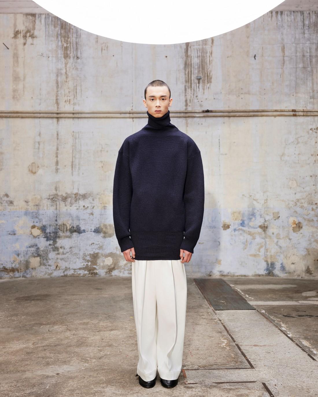 Hed Mayner - Automne-Hiver 2021 - Paris Fashion Week