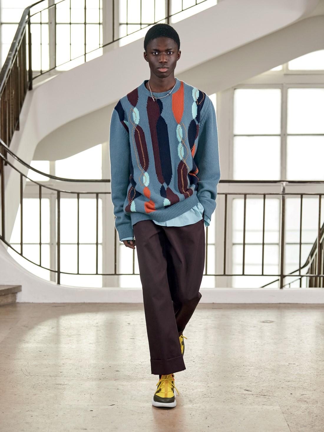Hermès - Automne-Hiver 2021 - Paris Fashion Week