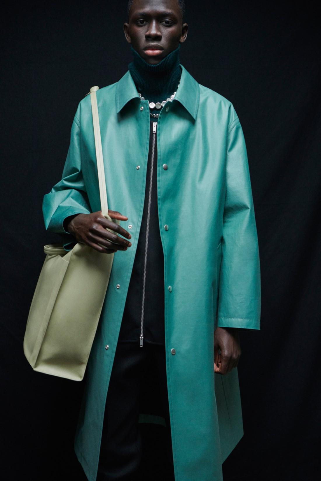 Jil Sander - Automne-Hiver 2021 - Paris Fashion Week