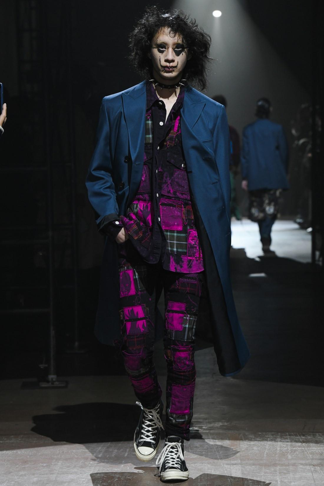 KIDILL - Automne-Hiver 2021 - Paris Fashion Week