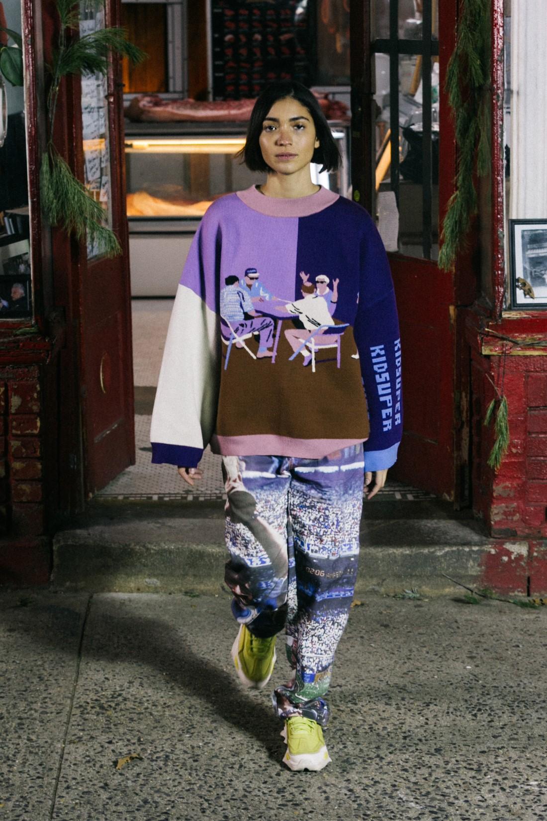 KidSuper - Automne-Hiver 2021 - Paris Fashion Week