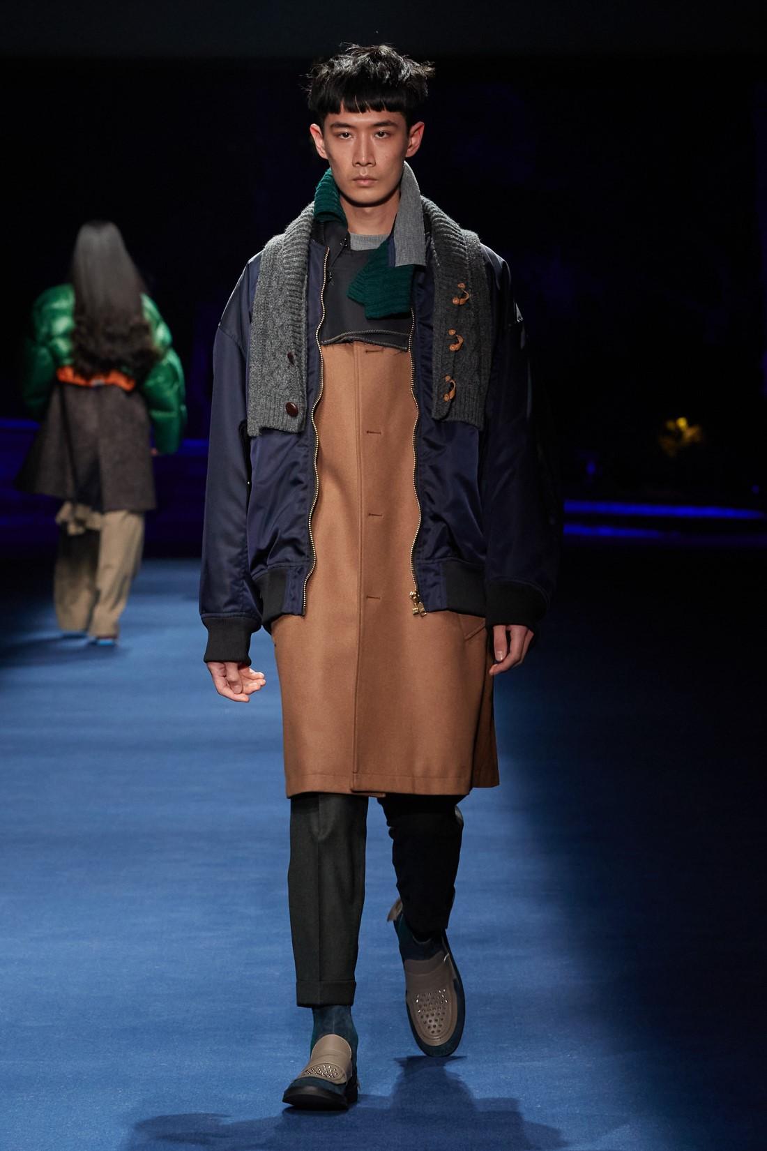 Kolor - Automne-Hiver 2021 - Paris Fashion Week
