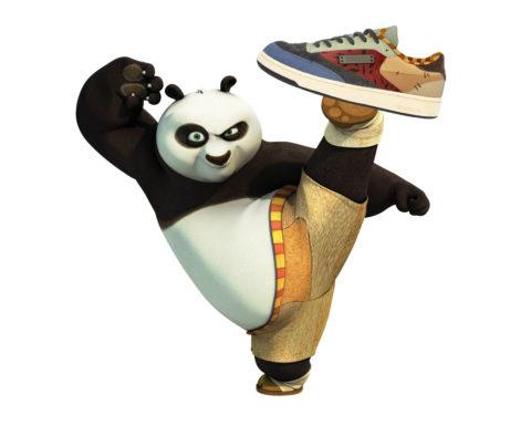 Kung Fu Panda x Reebok