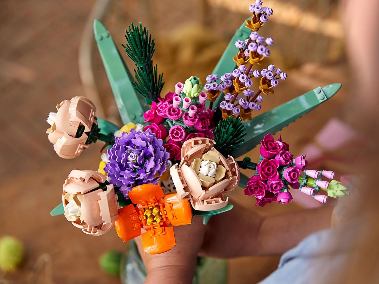 LEGO Bouquets Fleurs